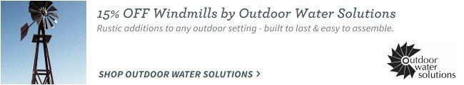 Outdoor Water Solutions