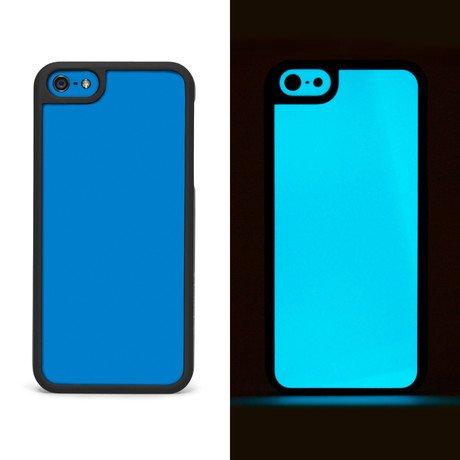 Glow Hard Case // Blue
