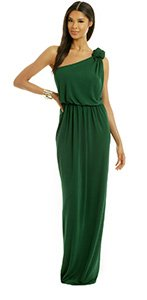 MSGM - Knotted Katerini Gown