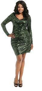BADGLEY MISCHKA - Get Lucky Dress