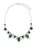 BEN-AMUN - Emerald City Necklace
