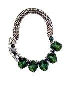 ERICKSON BEAMON - Bejeweled Envy Necklace