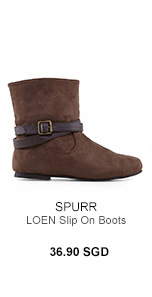 SPURR LOEN Slip On Boots