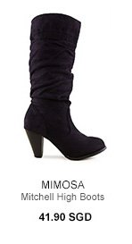 MIMOSA Mitchell High Boots