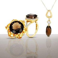 November Birthstone: Topaz Jewelry
