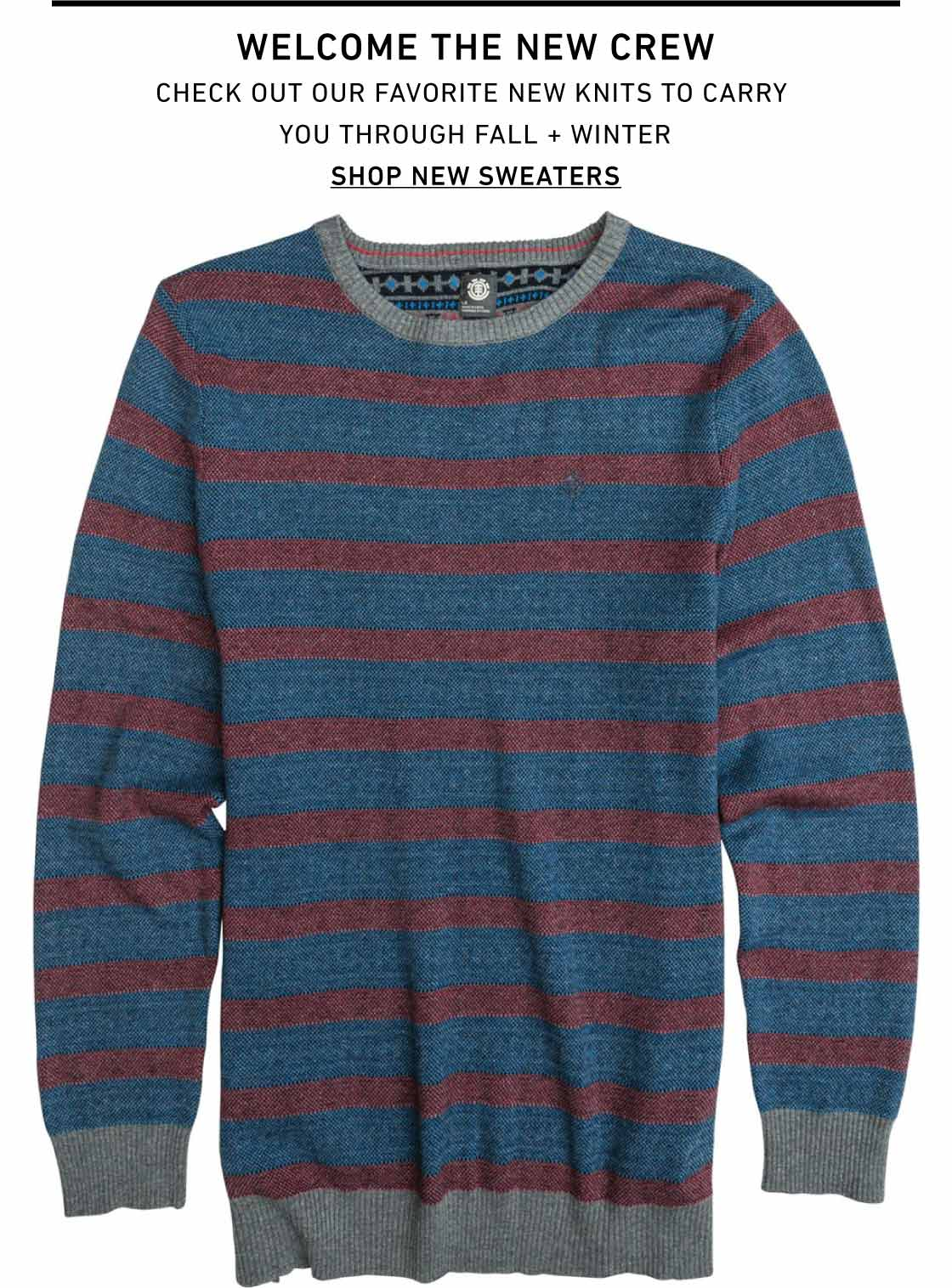 Shop New Sweaters