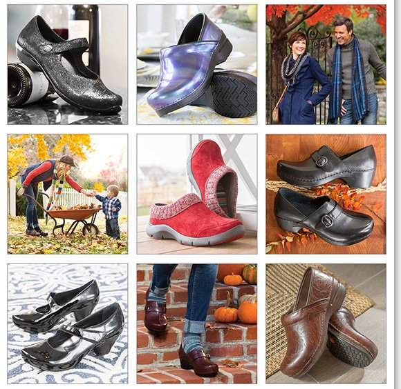 Shop the ultimate Dansko fall clogs, casuals, dress, boots, and more from your #1 Dansko source. Hurry for great savings, the Fall Shoe Sale and Boots Sale ends this weekend! Enjoy FREE 2nd Day Shipping on ALL boots!* Shop now for the best selection online and in stores at The Walking Company.