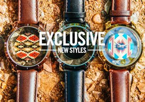 Shop LTD Edition Floating Watches & More