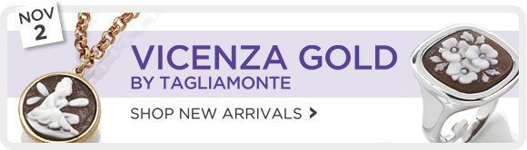 Vicenza Gold - Shop Now!