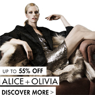 ALICE + OLIVIA UP TO 55% OFF