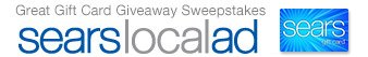 Great Gift Card Giveaway Sweepstakes | sears local ad