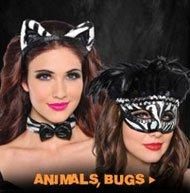 ANIMALS, BUGS