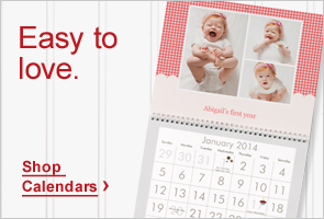 Easy to love. Shop Calendars