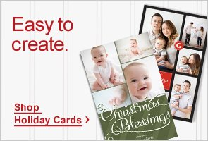 Easy to create. Shop Holiday Cards