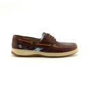 Womens Sperry Top-Sider Bluefish Mid Boat Shoe