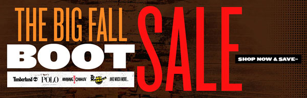 Shop the Fall Boot Sale at Journeys Now!