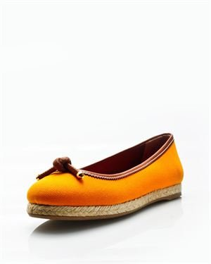 Sergio Rossi Espadrille Flats- Made in Spain