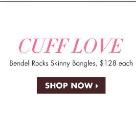Bendel Rocks Skinny Bangle