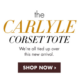 The Carlyle Tote