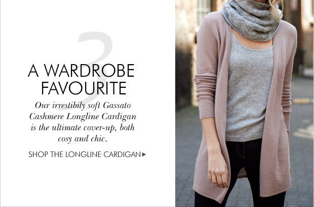 Download Images:  A WARDROBE FAVOURITE