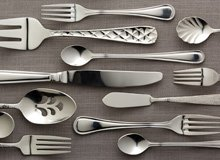 Stock the Flatware Drawer