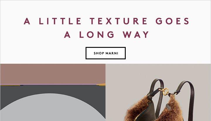 Always original: Shop Marni accessories now.