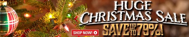 Sportsman's Guide's Huge Christmas Sale! Save Up To 79%!