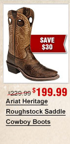 Ariat Hertiage Cowboy Boots