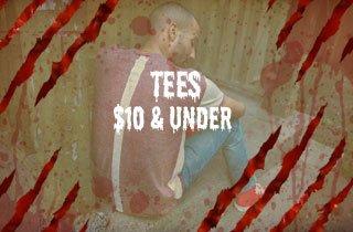 Tees $10 & Under