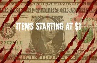 Items Starting at $1
