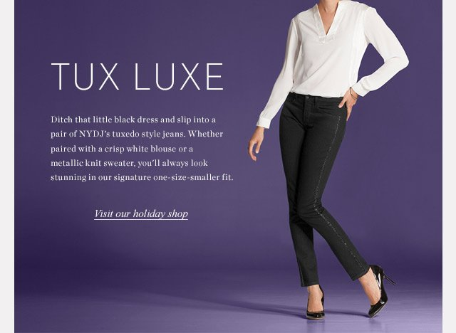 Tux Luxe