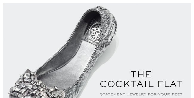 THE COCKTAIL FLAT