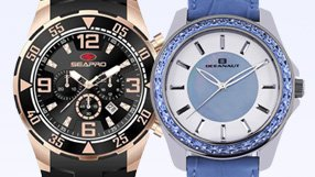 Seapro and Oceanaut Watches