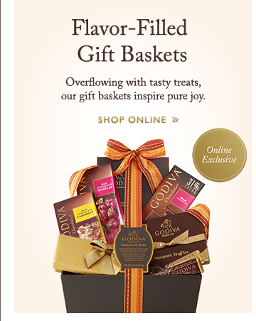Flavor Filled Gift Baskets