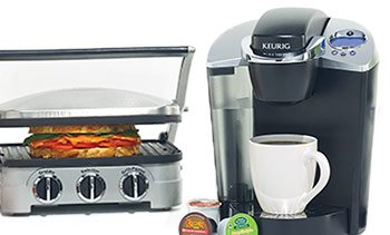 15-40% off Small appliances. Select styles. SHOP NOW