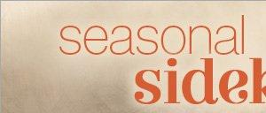Seasonal Sidekicks