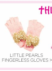 Shop Little Pearls Gloves