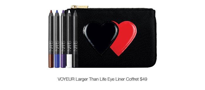 Voyeur Larger Than Life Eye Liner Coffret