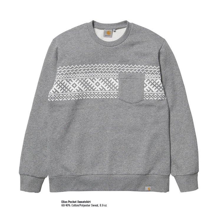 Elias Pocket Sweatshirt