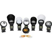 Adorama - Spinlight 360 Extreme Modular System for Various Shoe Mount Flashes