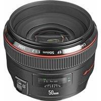 Adorama - Canon EF 50mm f/1.2L Lenses & Bundles