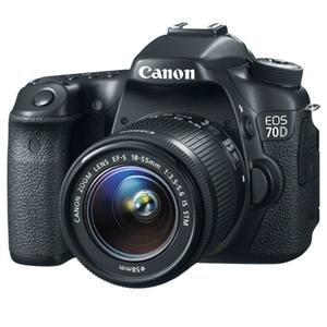 Adorama - Canon 70D DSLR Cameras & Kits