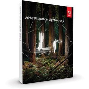 Adorama - Adobe Photoshop Lightroom V5 Software