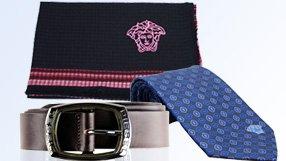 Diesel and Versace Accessories