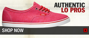 Shop Authentic Lo Pros!