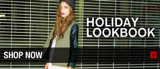 SHOP the Womens Holiday Lookbook!