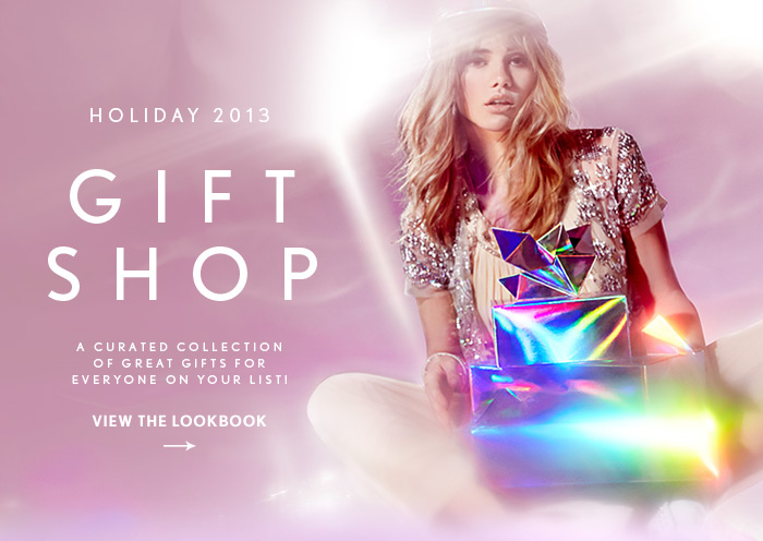 Holiday 2013 Gift Shoppe is Here!