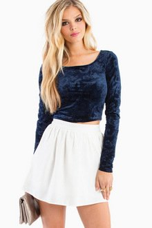 NOBLE CROP TOP 25
