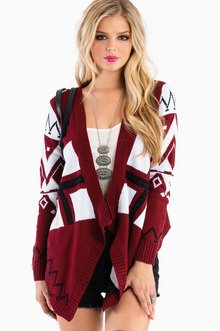 SHAPE UP CARDIGAN 37