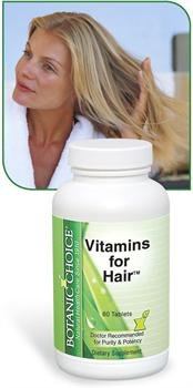 Vitamins for Hair nutritional supplement for healthy hair